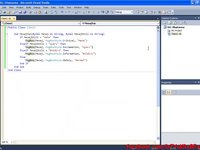 DLL Dosyası Oluşturma ve Kullanma - VBDersleri.Tr.Gg