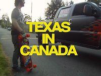 TEXAS IN CANADA