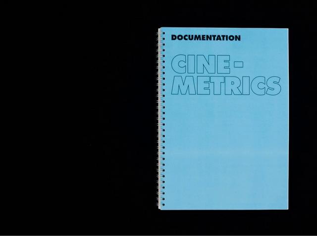 cinemetrics: process book