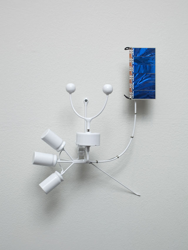 """Solar Kinetic Objects"" (2006-2008) by Björn Schülke"