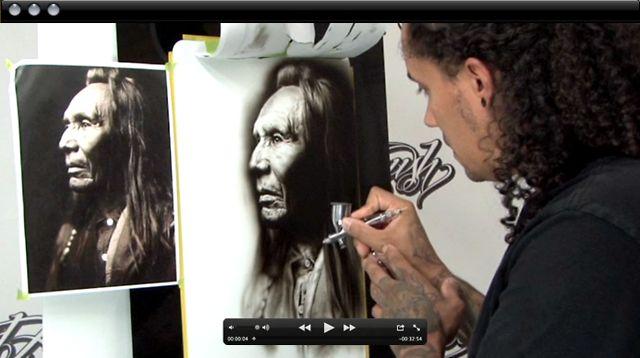 Black & White Portrait Techniques w/ Cory Saint Clair on Vimeo
