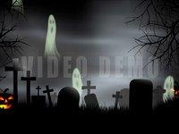 Halloween Graveyard a