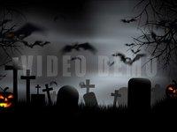 Halloween Graveyard b