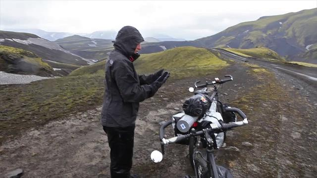 Cycling Iceland teaser