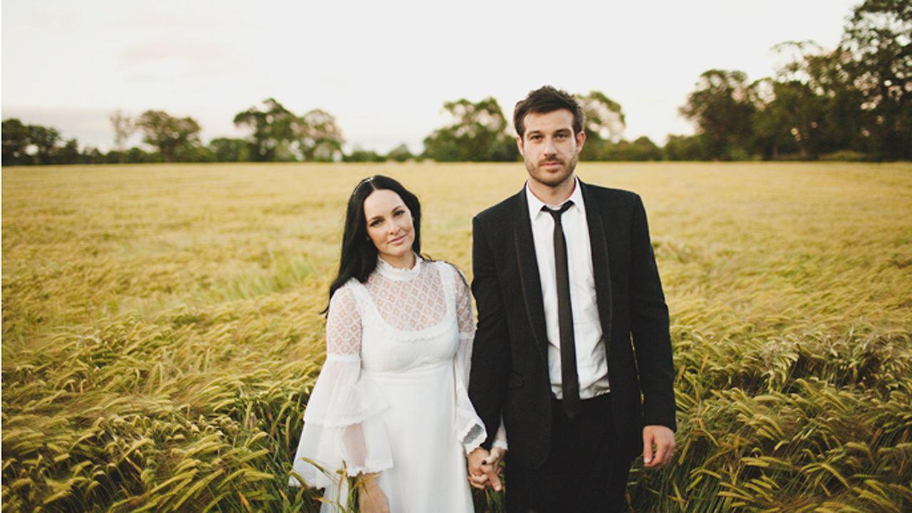 England bride online wedding