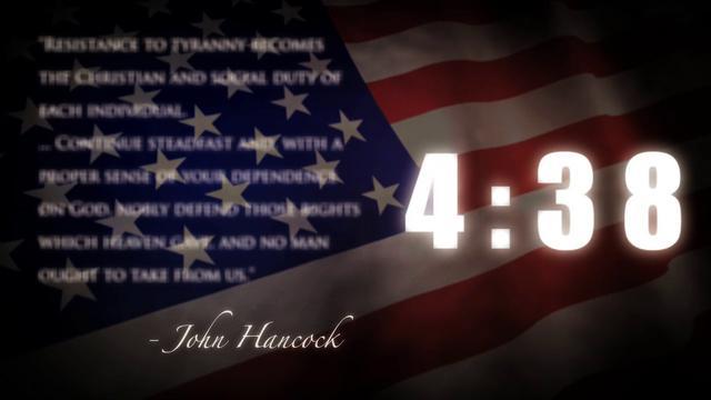 Patriotic Quotes Countdown on Vimeo