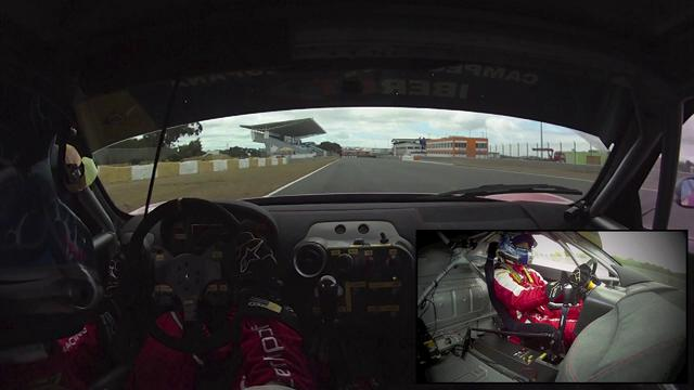 Ferrari F430 GT2 - Onboard @ Estoril - HD