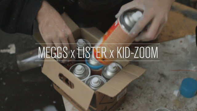 Video | Meggs x Lister x Kid Zoom
