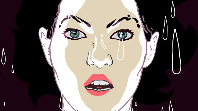 No Surprises – by Amanda Palmer (Animated Music Video)