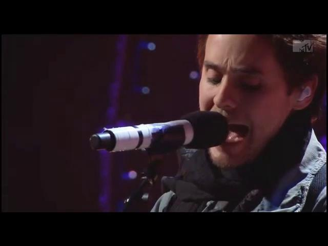 30 Seconds to Mars @ MTV Unplugged 2011 FULL SHOW