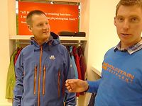 [Mountain Equipment Kalanka Jacket - OutDoor 2011]