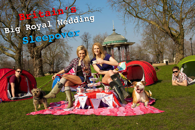 How PR strategy built awareness for Royal Wedding 'Sleepover' video