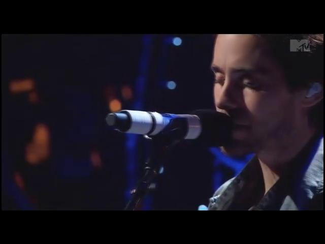 30 Seconds to Mars - MTV Unplugged - 13 may 2011 New York - NIGHT OF THE HUNTER