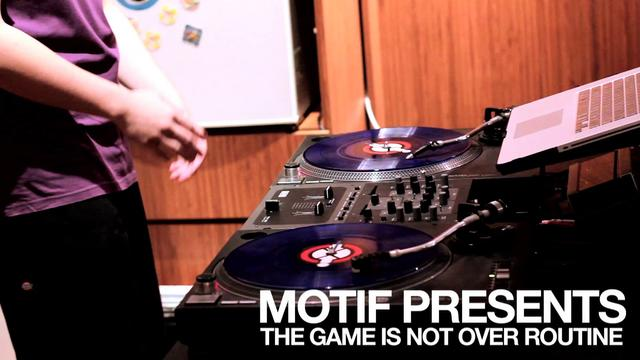 MOTIF | The Game Is Not Over