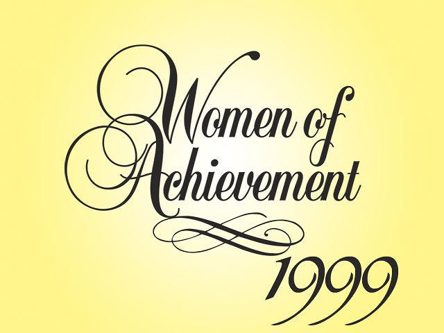 1999 St Louis Women of Achievement
