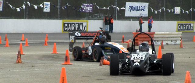 Formula SAE Competition, Michigan 2011