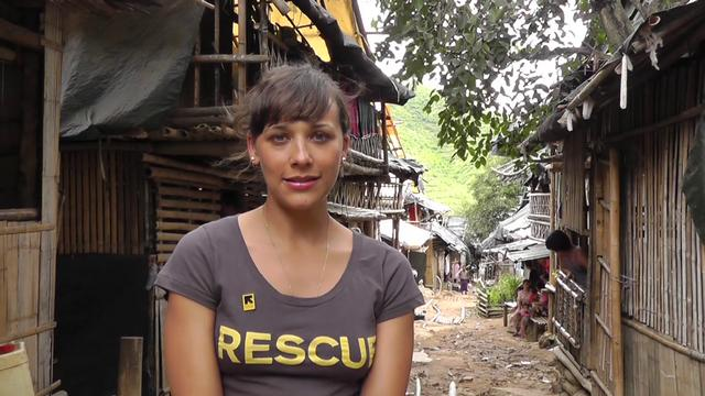 Rashida Jones & IRC in Thailand