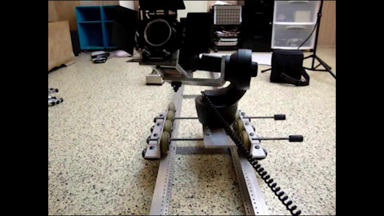 Diy Motorized Pan Tilt Dolly Hdslr Video Mount Camera
