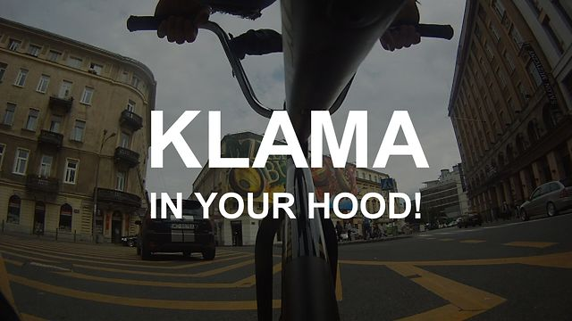 KLAMA - 022 REPPIN !