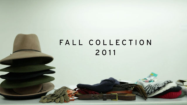 Video | Steven Alan Fall Collection 2011