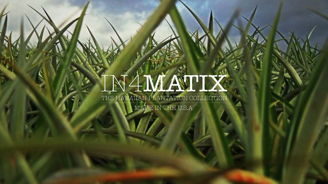 Video: In4mation x Matix 'IN4MATIX' Capitol Collection