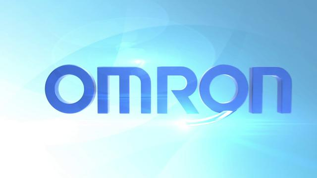 OmronLogoAnimation Preview