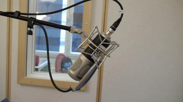 Voice Recording Studio in Berlin