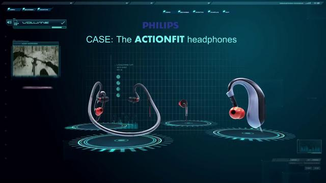 Philips Action Fit