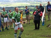 Stars, Sheep & Setanta at 'Unique' All Ireland Poc Fada