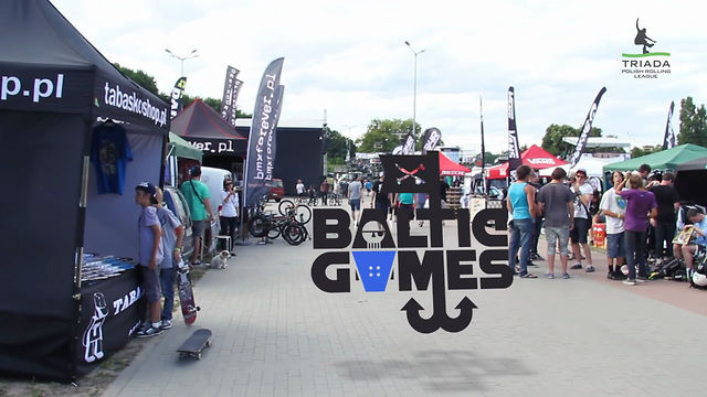 Baltic Games 2011 • Official Inline edit!