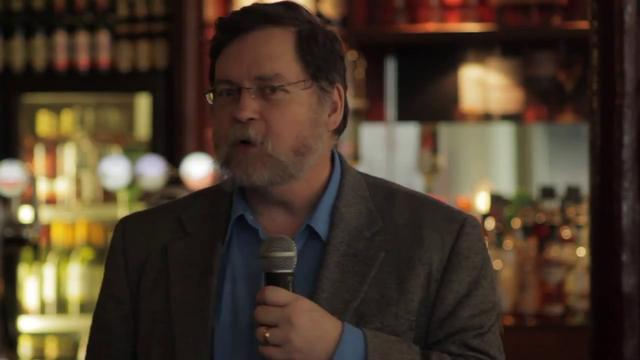 Glasgow Sceptics Talk: PZ Myers on the Pharyngula