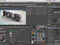 Cinema 4D Texture Tips and Tricks