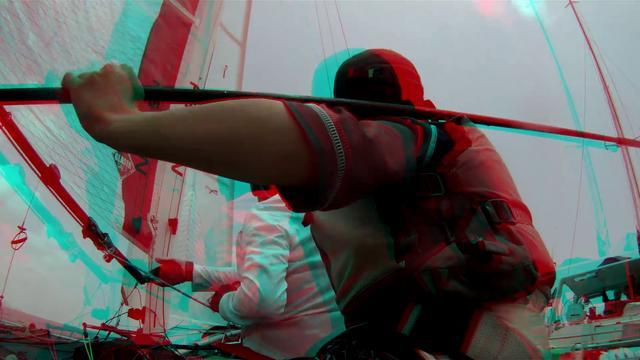 3D - Daytona Beach Catamaran Sailing