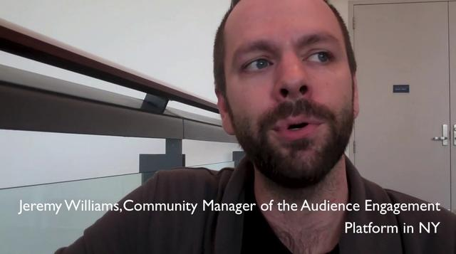 A Dance Enthusiastic Minute of Changing Paradigms /Connecting to Audiences