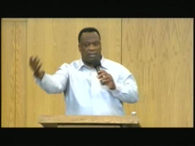 Fais de l'Éternel tes délices (pasteur Pierre Véricain)