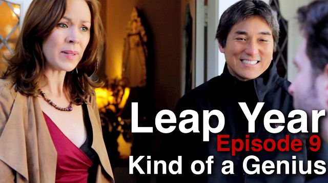 Leap Year ep. 9: Kind of a Genius