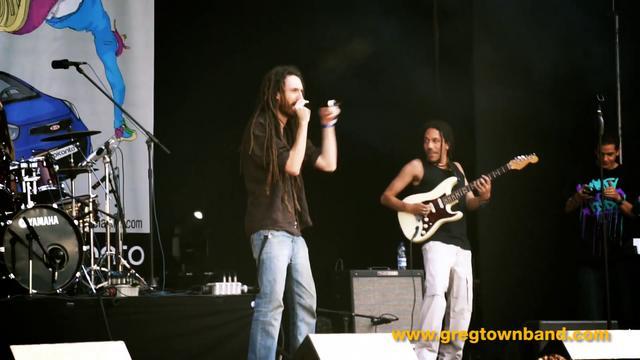 GREGTOWN en el CULTURA URBANA 2011