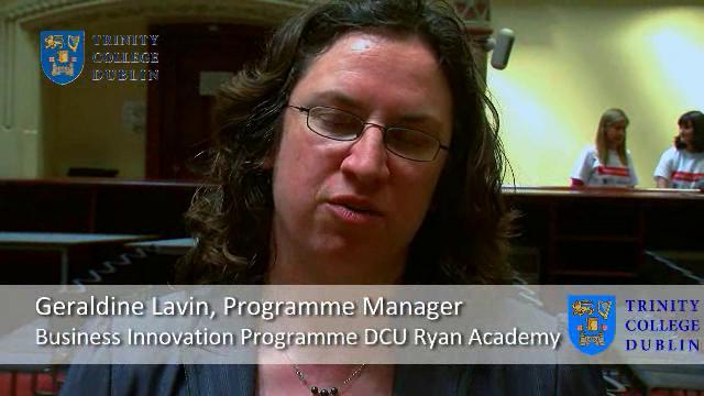 Ryan >> Geraldine Lavin, DCU Ryan Academy on Vimeo