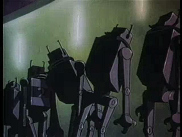 Robot Revenge