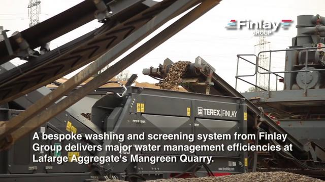 Finlay Group - Aggregate processing solutions