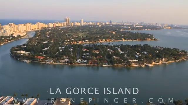 La Gorce Island Miami Beach