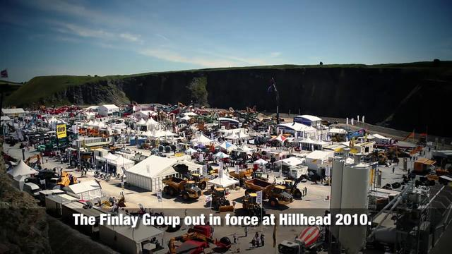 Finlay Group at Hillhead 2010