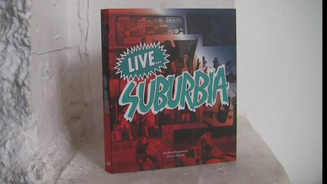 A Flip Through the &#8220;Live&#8230;Suburbia!&#8221; Book