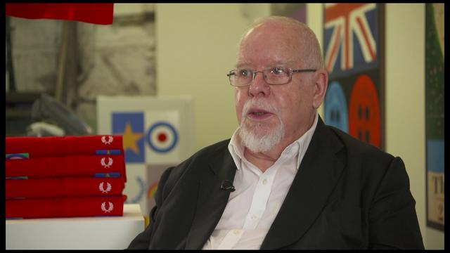 Highsnobiety TV: Sir Peter Blake for Fred Perry Blank Canvas
