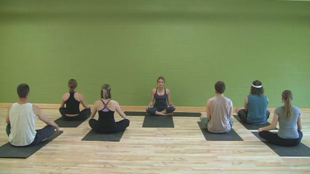 Moderate Kripalu Yoga Vinyasa Flow Class with Coby Kozlowski