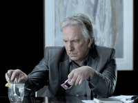 Portraits in Dramatic Time (Alan Rickman)