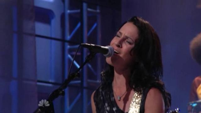 Tracy Bonham - Big Red Heart (Live on The Tonight Show) video