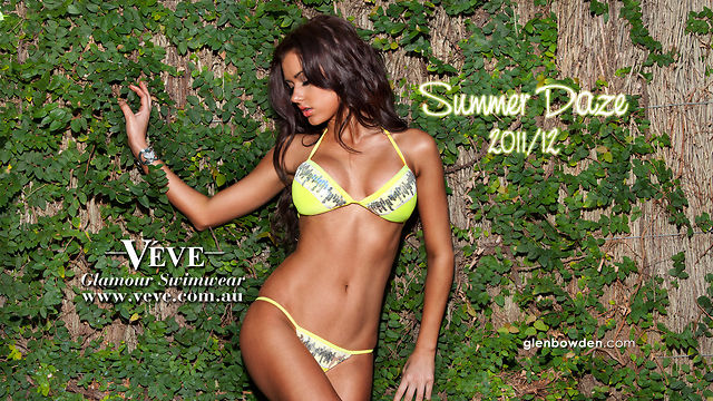 Summer Daze - Veve Glamour Swimwear