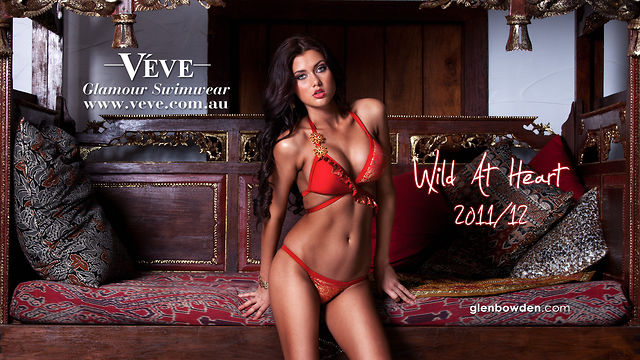 Wild At Heart - Veve Glamour Swimwear