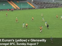 Late Drama - Conal Dunne Saves St Eunan's v Glenswilly